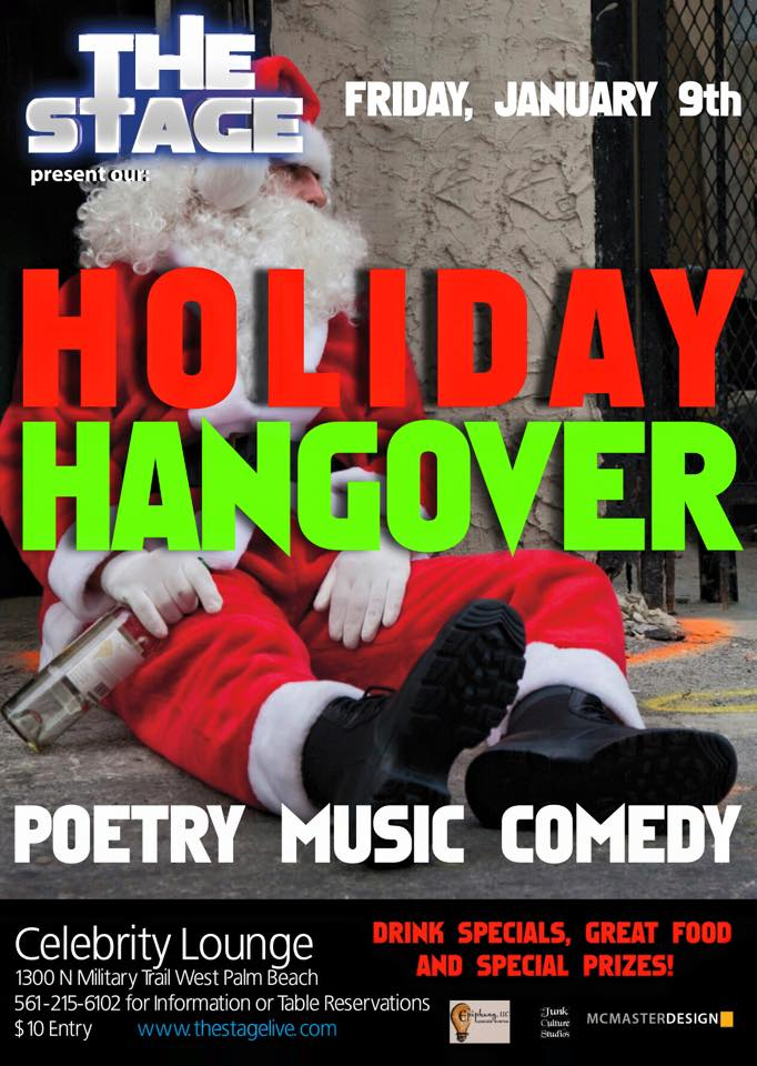 THE STAGE presents the Holiday Hangover