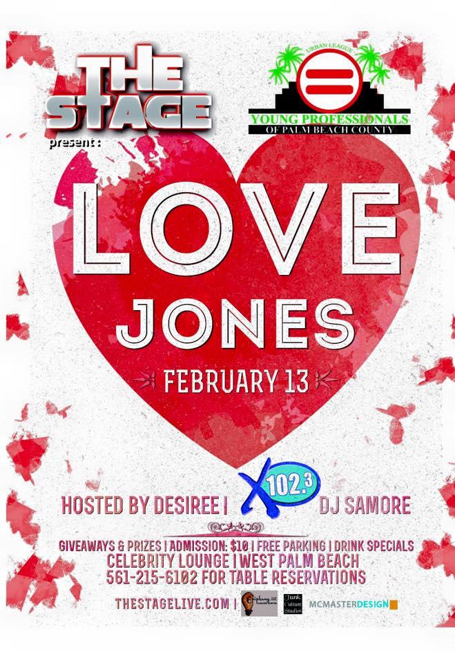 THE STAGE presents....Love Jones