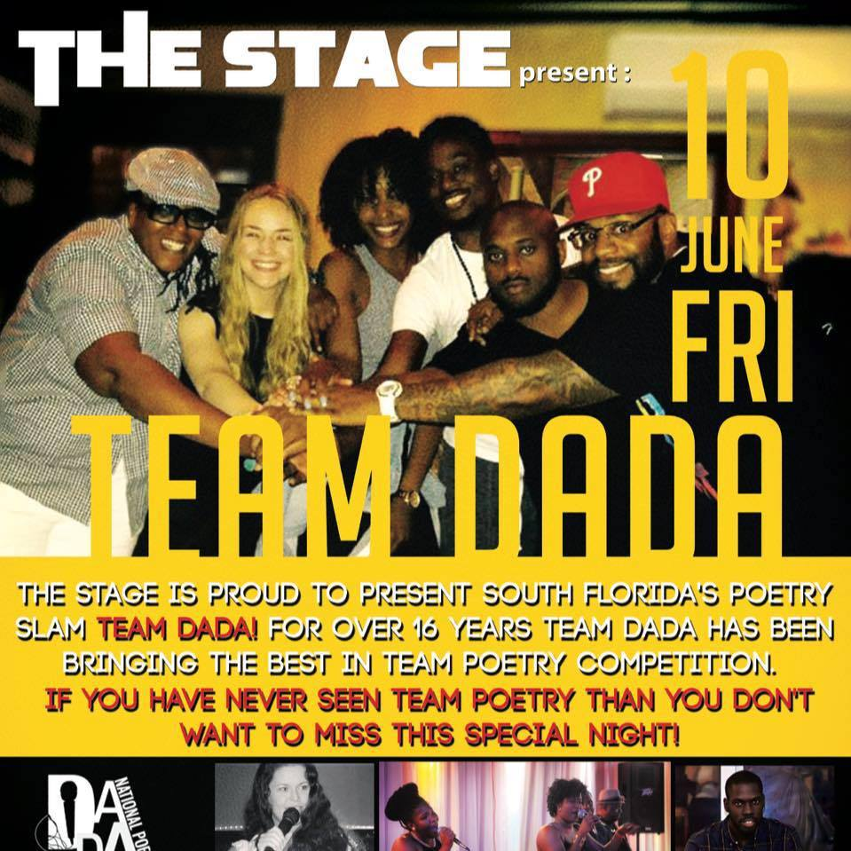 THE STAGE PRESENTS...TEAM DADA